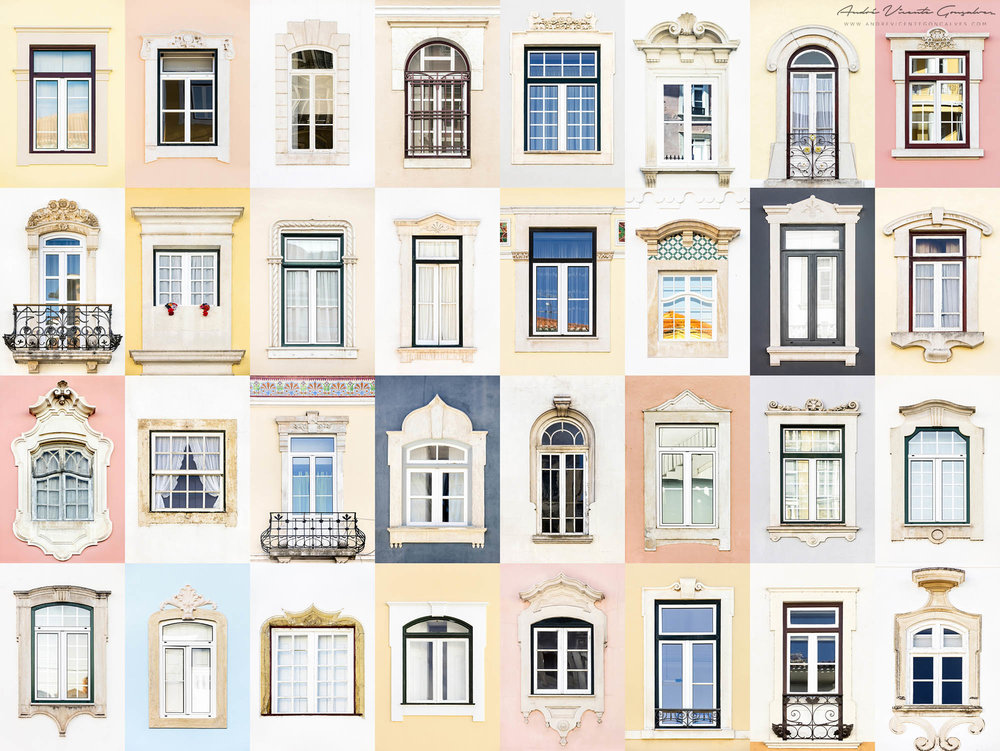 Windows of the World - Coimbra