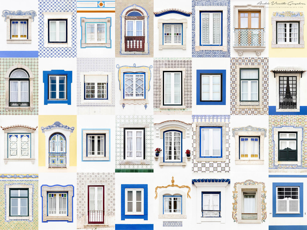 Windows of the World - Ericeira