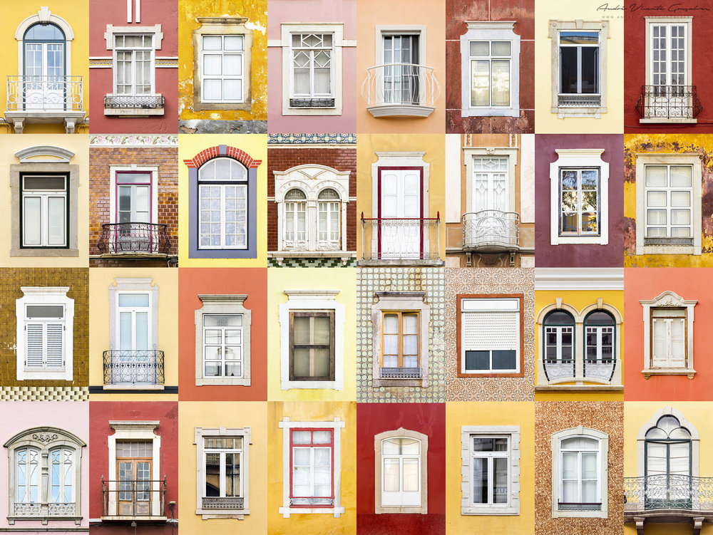 Windows of the World - Faro