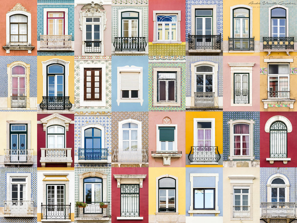 Windows of the World - Setubal