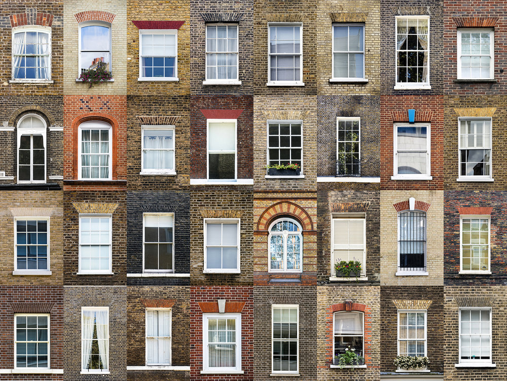 Windows of the World - London, England