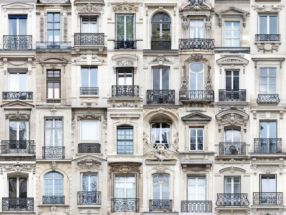 Windows of the World - Paris, France