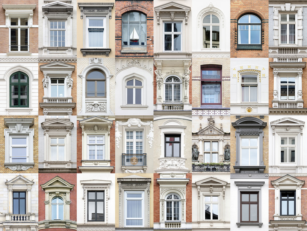 Windows of the World - Hamburg