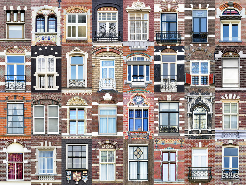 Windows of the World - Amsterdam