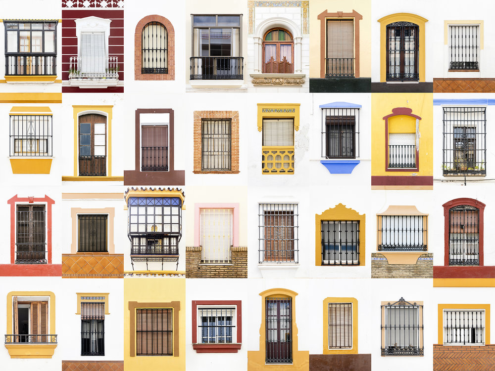 Windows of the World - Ayamonte, Spain