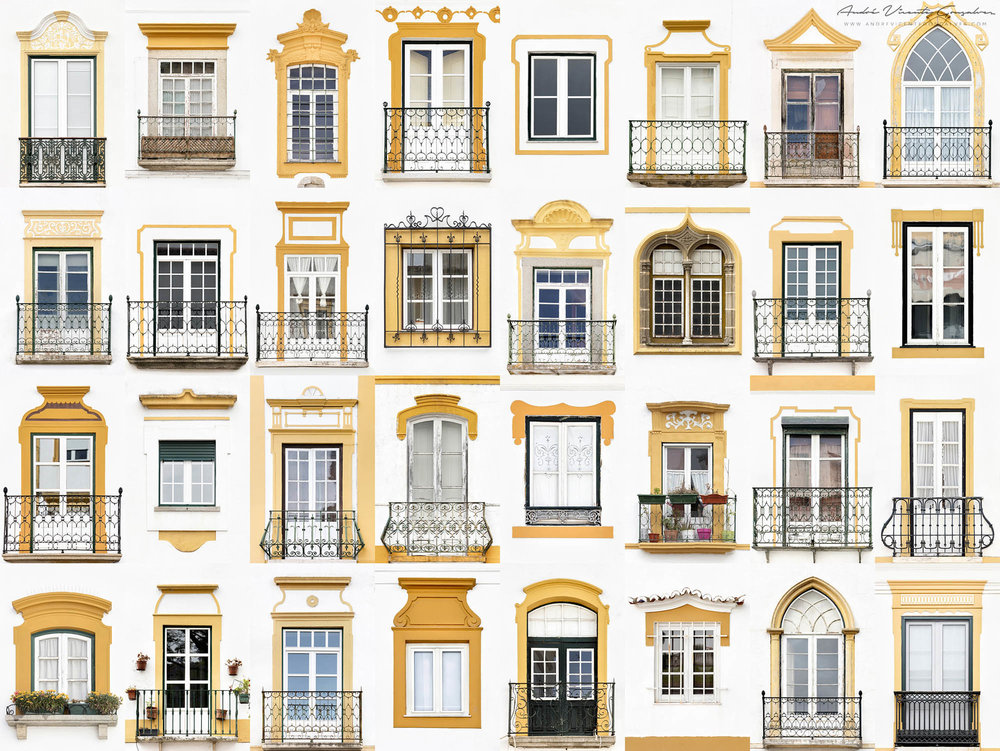 Windows of the World - Evora
