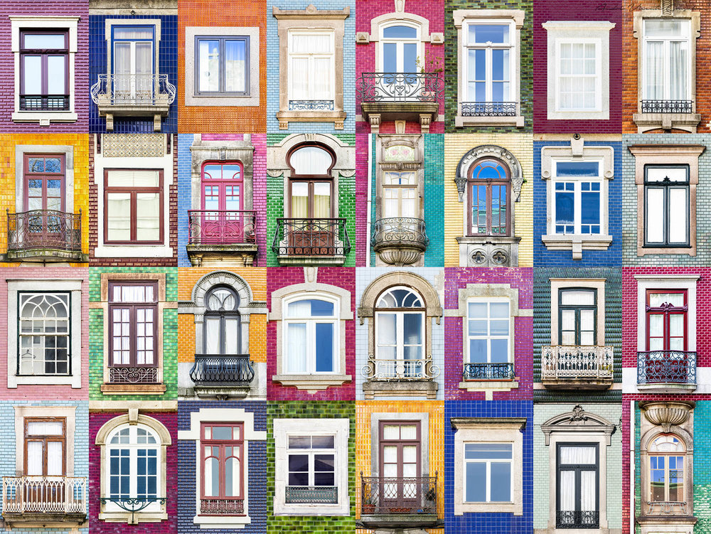 Windows of the World - Porto