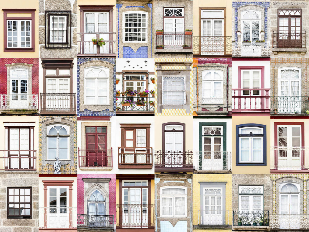 Windows of the World - Guimaraes