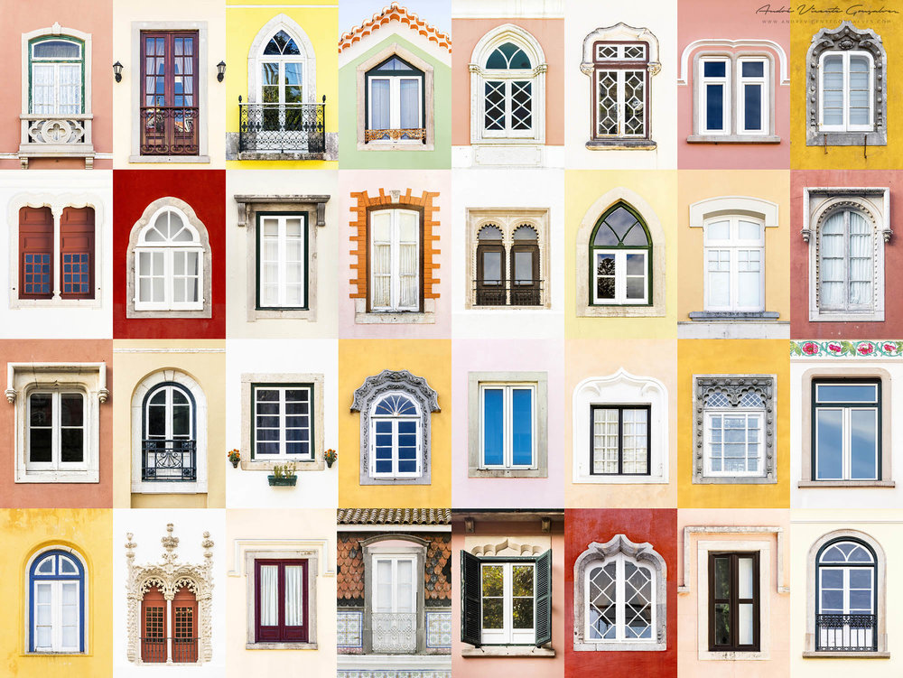 Windows of the World - Sintra