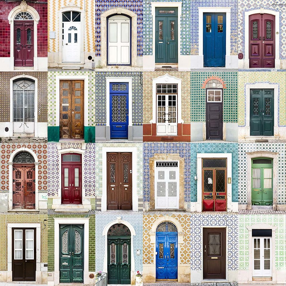 Doors of the World - Portugal