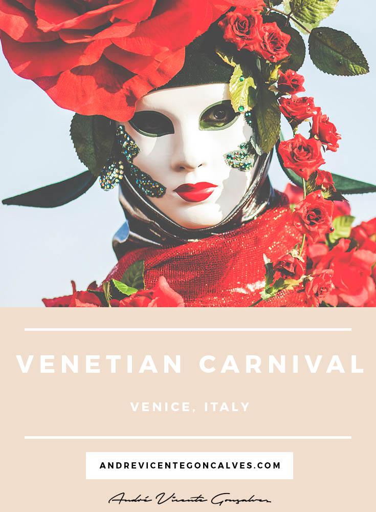 Andre Vicente Goncalves - Venetian Carnival