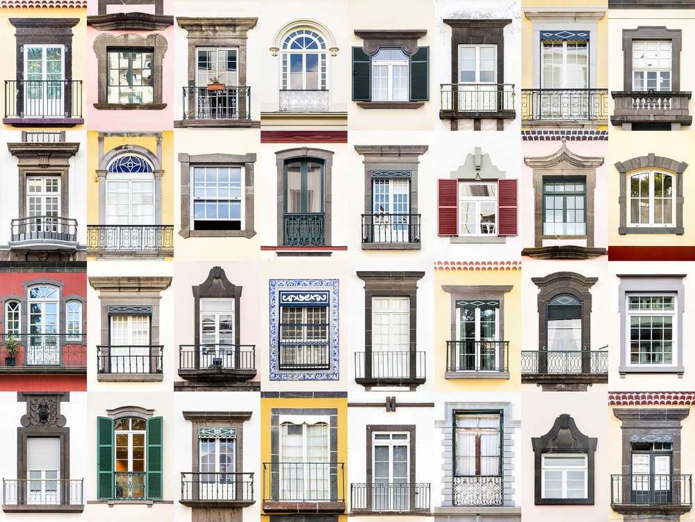 Windows of the World - Funchal, Portugal