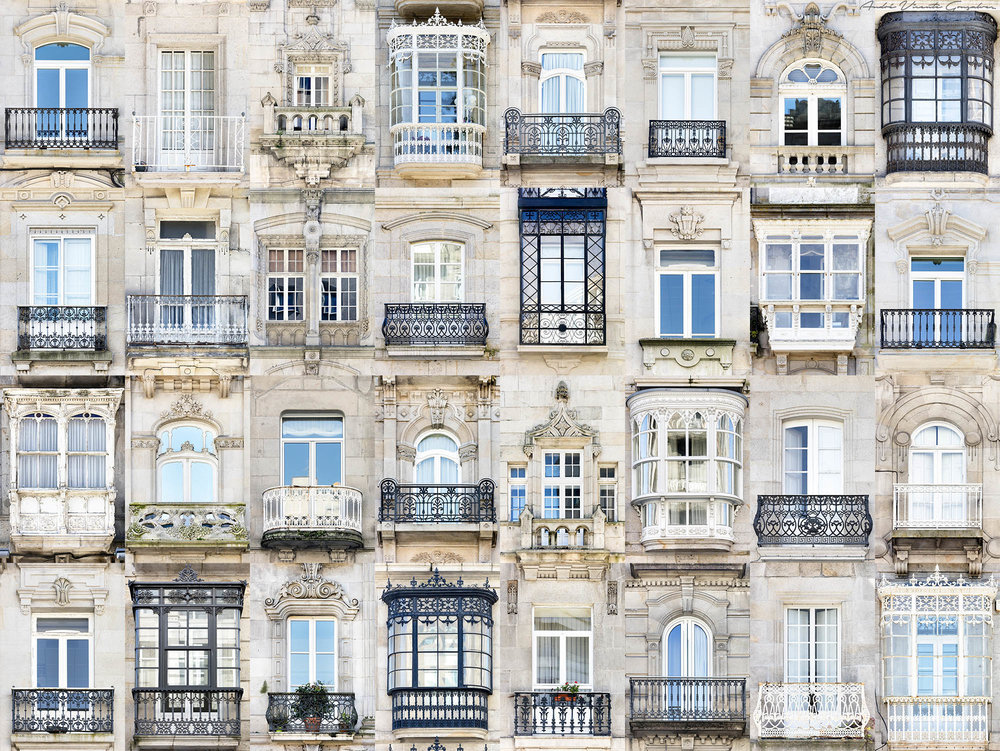 Andre Vicente Goncalves - Windows of the World - Europe - Spain - Vigo