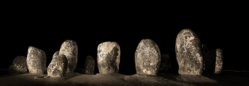 Almendres Cromlech at Vitoria Stone Hotel