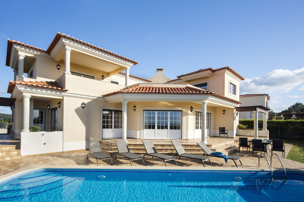 Sunny House with a Pool at Praia del Rey Resort