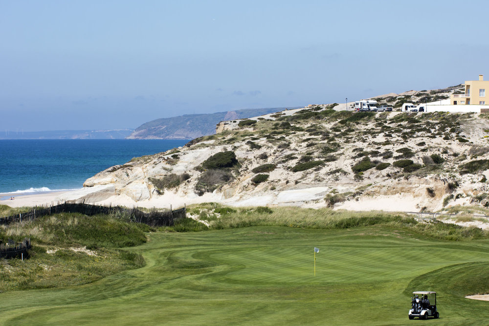 Golf Course at Praia del Rey Resort