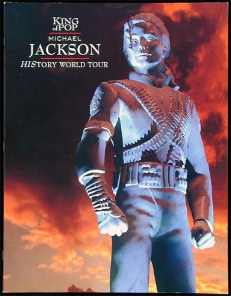 Micheal Jackson History Tour
