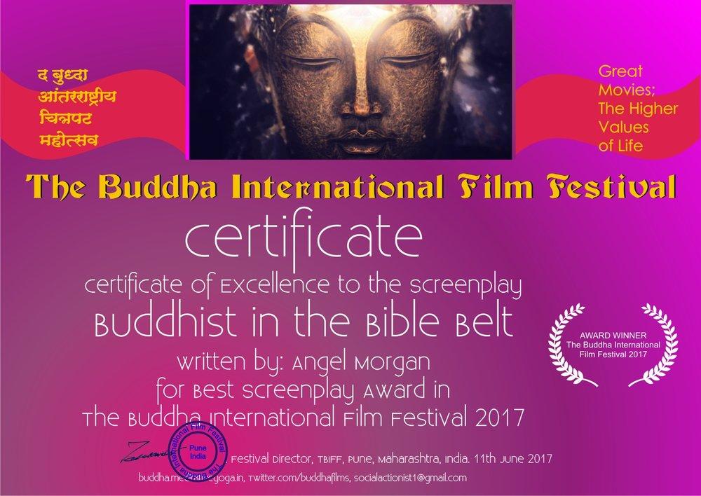 Certification - Winner - Buddhist in the Bible Belt.jpg