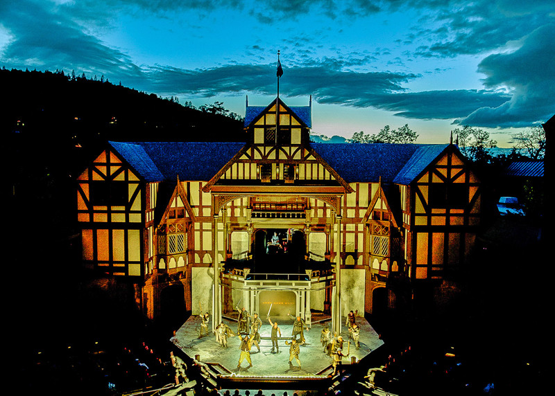 OSF Elizabethan Theatre
