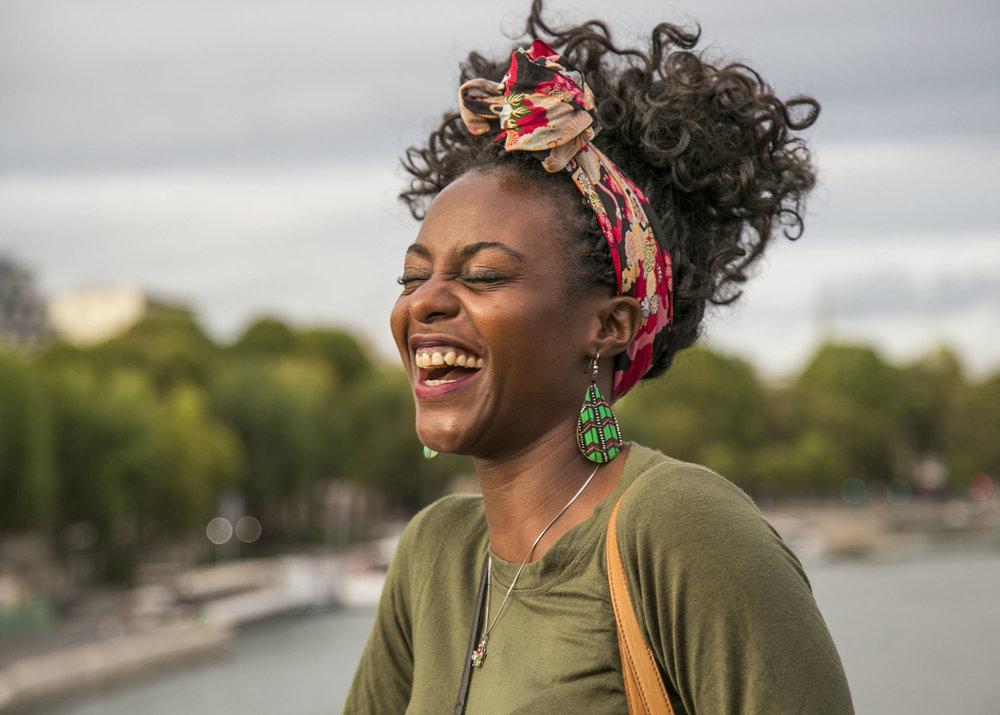 Arts curator Robinah Nansubuga