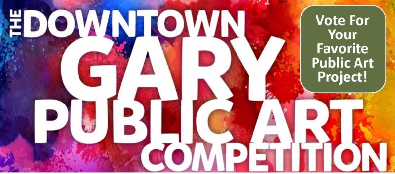 Learn More... - Learn more about the Gary Public Art Competition and Legacy Foundation here.