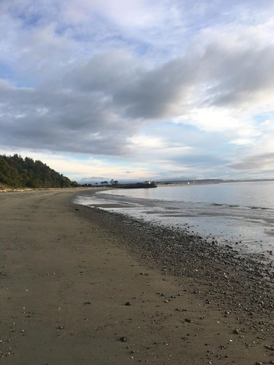 Beach at Fort Worden.JPG