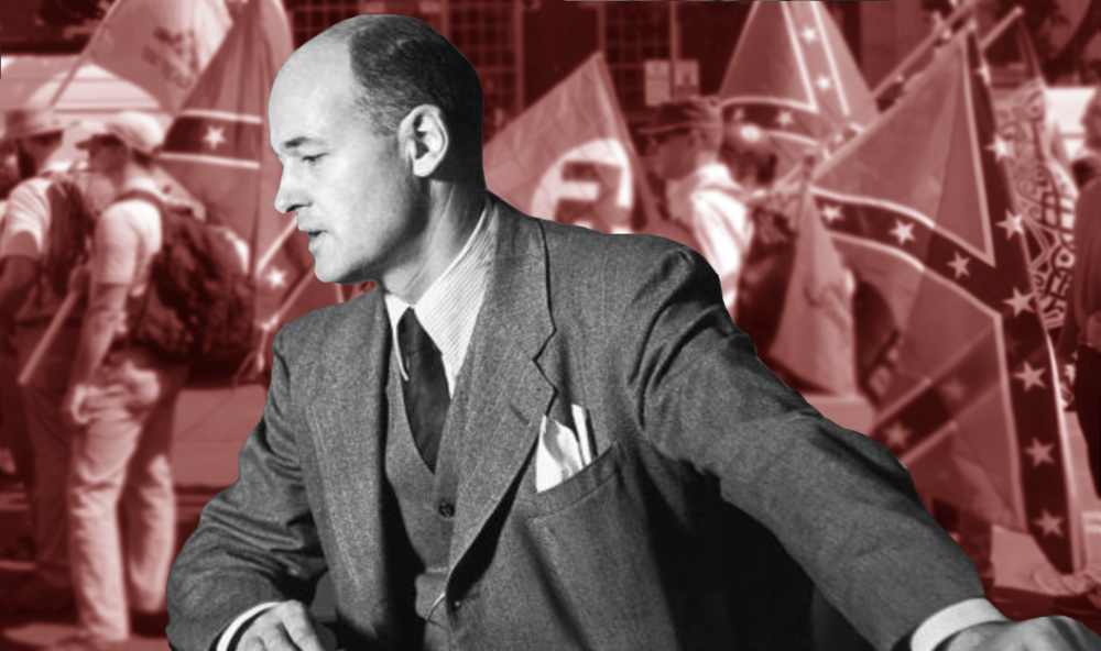 The Invisible Empire: Alt-Right Afterlives of George Kennan -