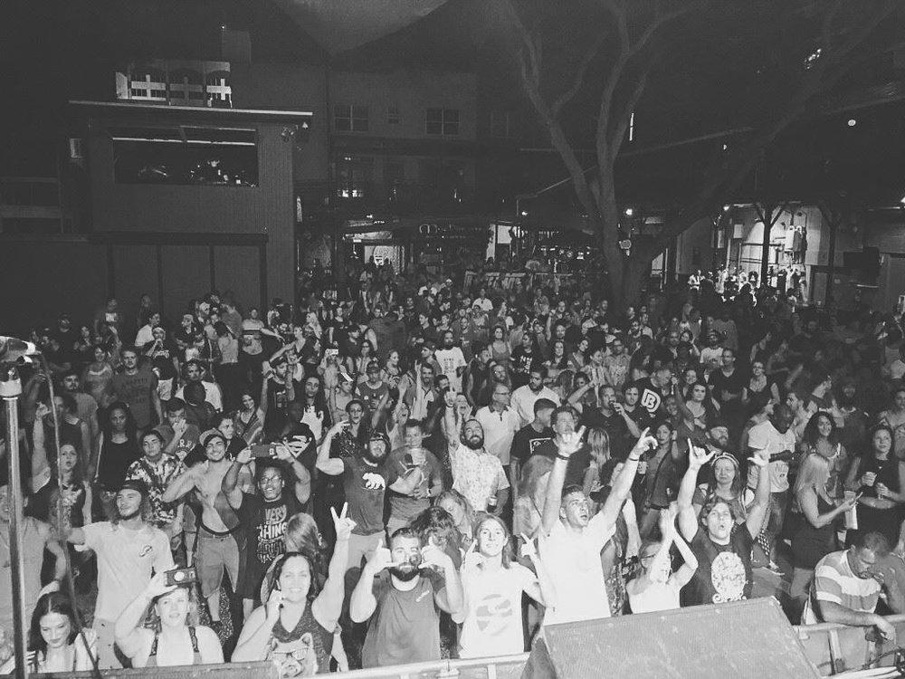 Jannus Live  St. Petersberg, FL