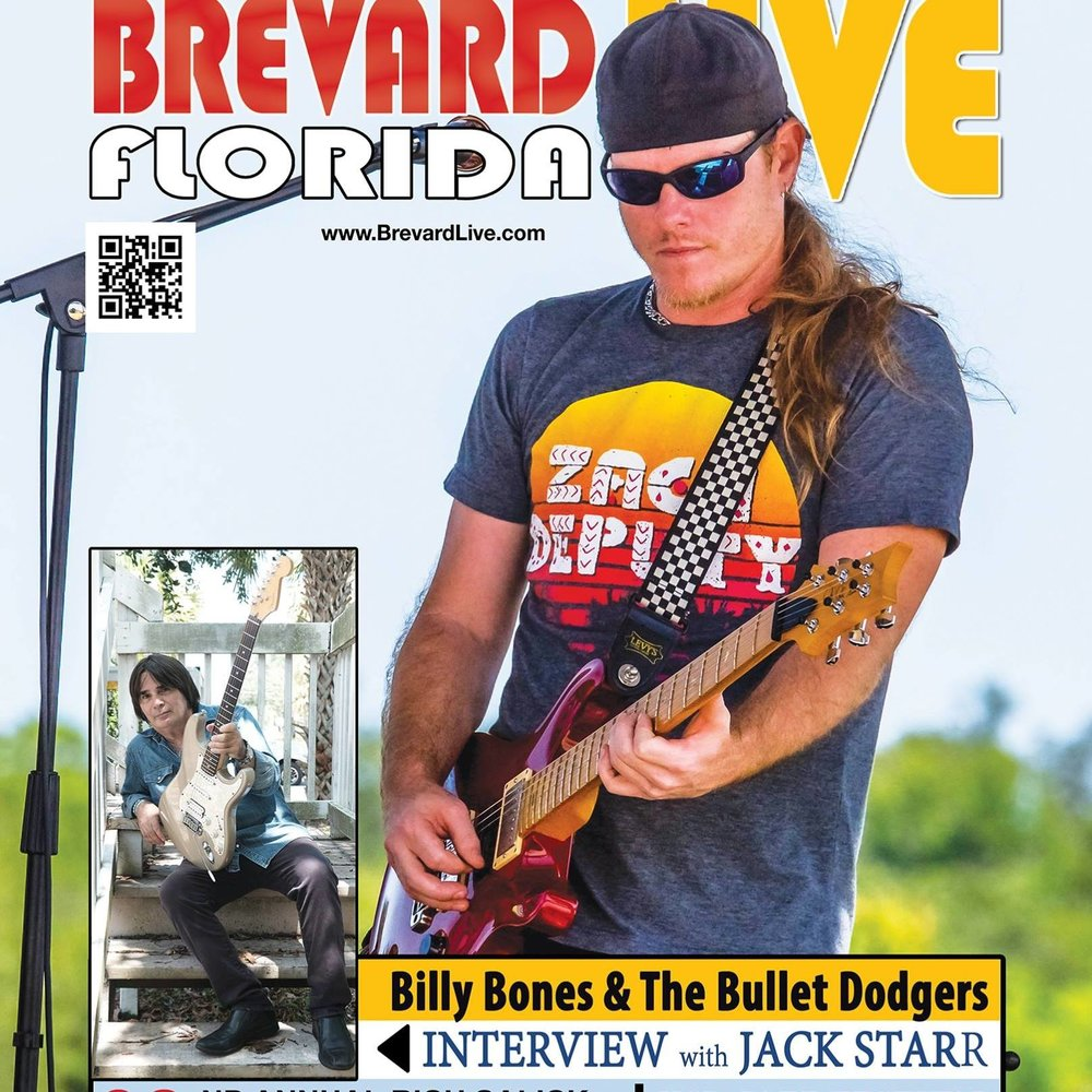 Billy Bones Interview: Brevard Live 2017