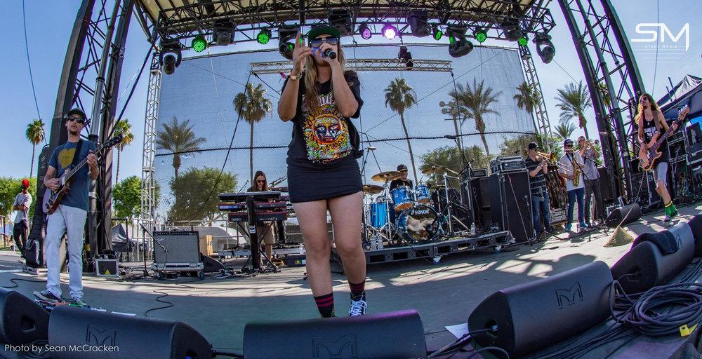Janelle Phillips Band   Desert Oasis Festival: 2017