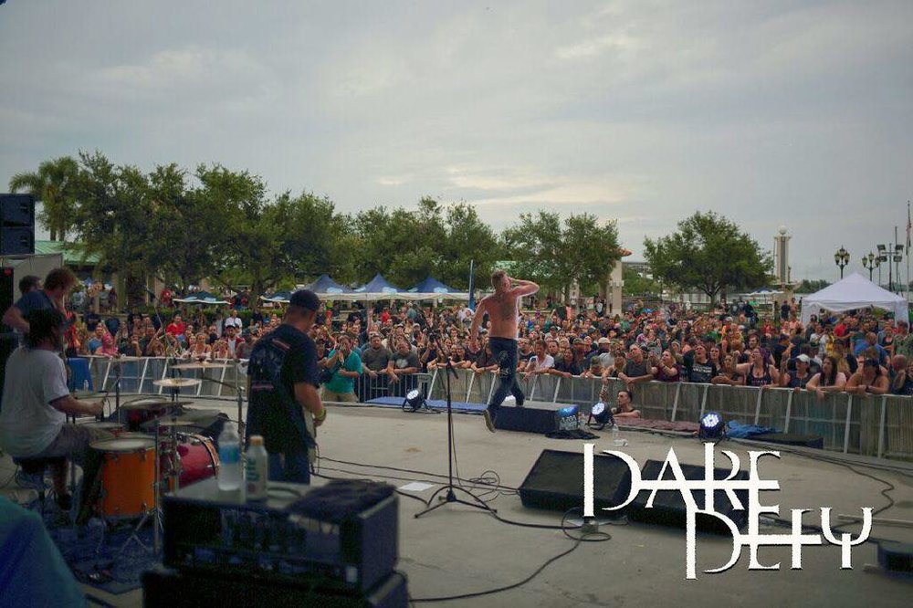 Blue Moon Celebration: Cocoa Riverfront Park | Dare Defy