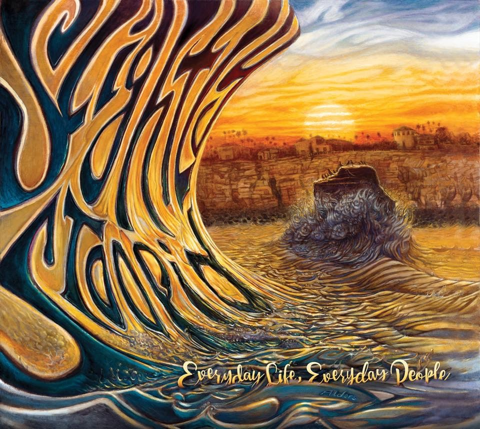 """Slightly Stoopid """"Everyday Life, Everyday People"""" Comes out July 13th!"""