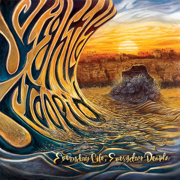 "Slightly Stoopid ""Everyday Life, Everyday People"" Releases on 7/13 