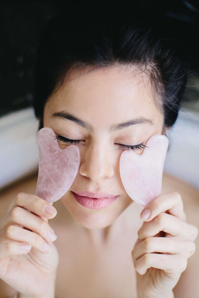 60 min | $135.00 - Soothe your skin with this calming treatment. Targeting redness and inflammation due to rosacea, this facial will noticeably reduce puffiness and improve your skin's texture - leaving you with healthier, more visibly even skin tone.Deep Cleanse, Gentle Exfoliation, LED light therapy, Papaya & Pumpkin Mask and Dewy Lip Treatment.- also including: hand/arm, and rose quartz facial massage -