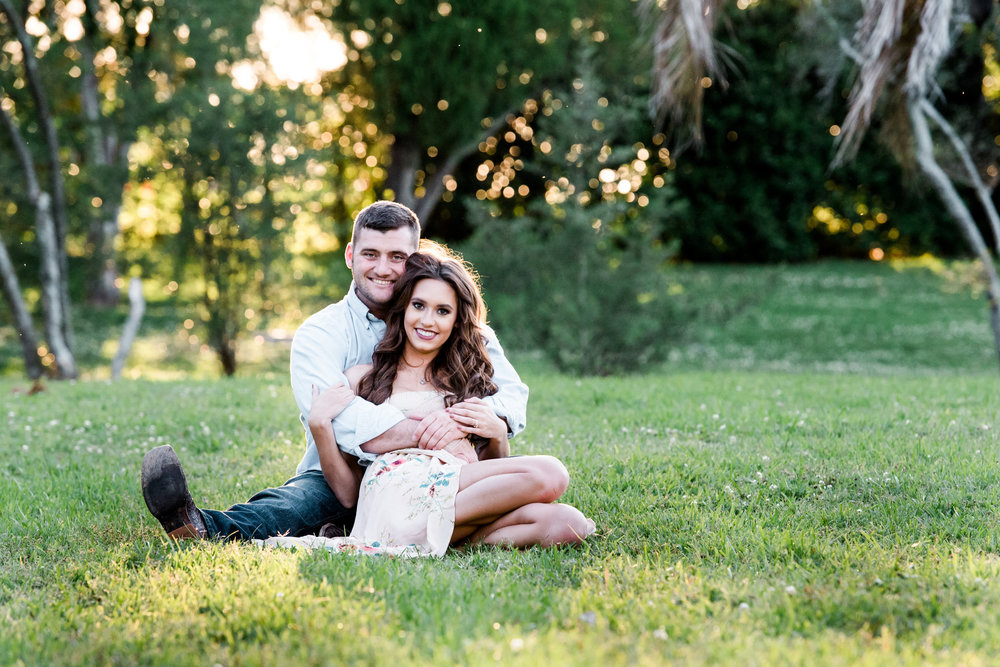 """We absolutely love all of our engagement photos! We could not be more impressed, you really did an amazing job!  Seriously, thank you! Makes us so excited for our wedding day pictures!!""  Journee"