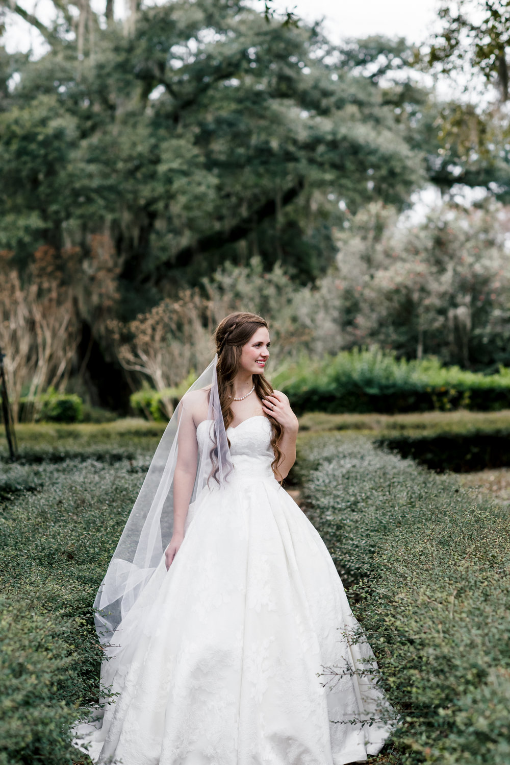 Rosedown Plantation-Monarch Wedding Dress
