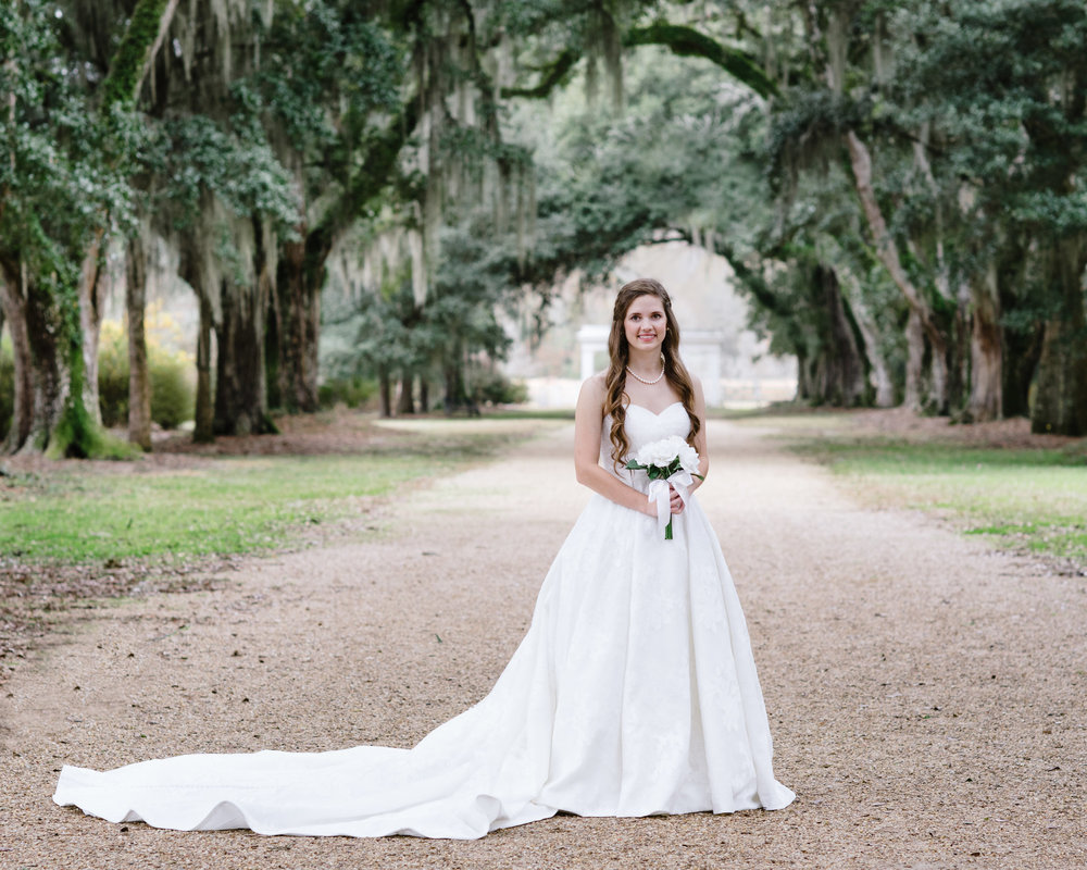 Bridal Shoot-Rosedown Plantation