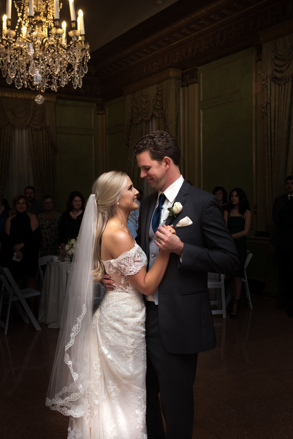 Old Governor's Mansion, Baton Rouge, Wedding