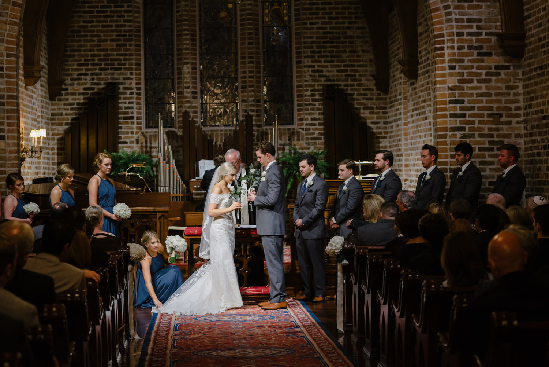 Devyn And Jean Paul Wedding At Dunham Chapel First Presbyterian