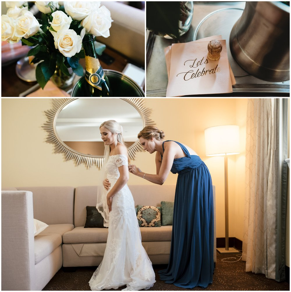 Baton Rouge Wedding, Old Governor's Mansion