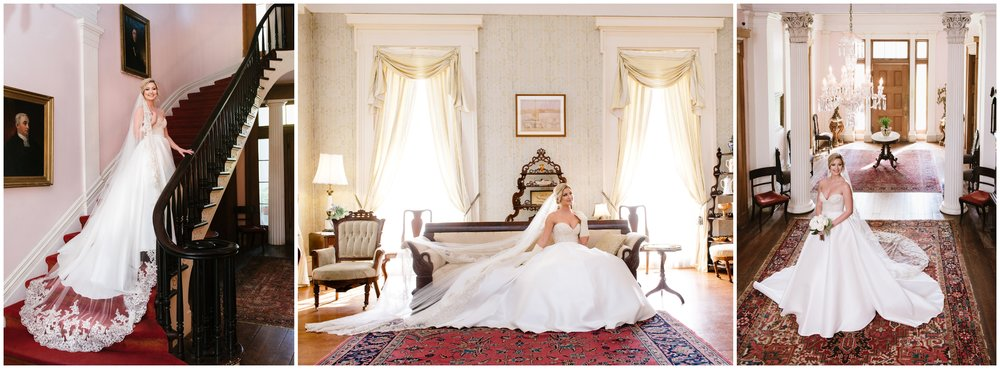 Bridal Session at Madewood Plantation in Napoleonville, Louisiana