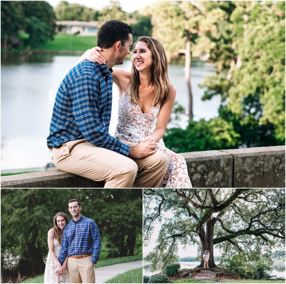 """Our engagement pictures are better than we could have ever imagined! Jamey has an eye for the best lighting in any location. A truly talented professional! Jamey made the experience something we will always remember! Highly recommend!"" Allison"