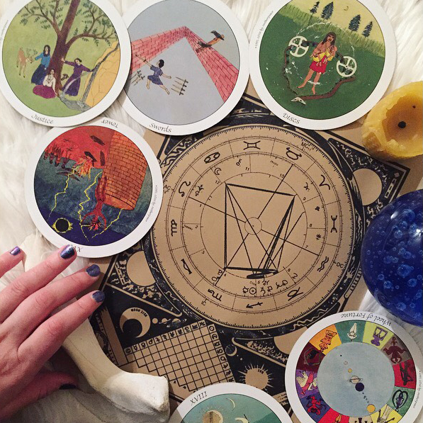Expand your horizons with a Natal Chart Reading -
