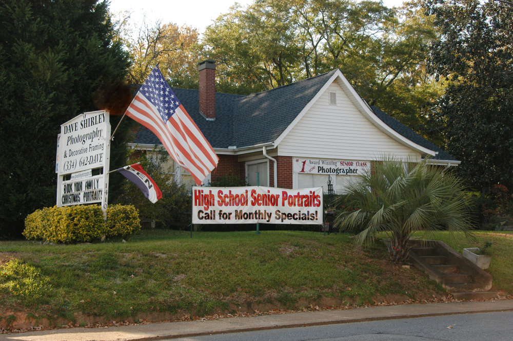 WELCOME TO OUR STUDIO… Located at 1410 South Jennings Ave. Lanett Alabama 36863 Studio 334-642-3283