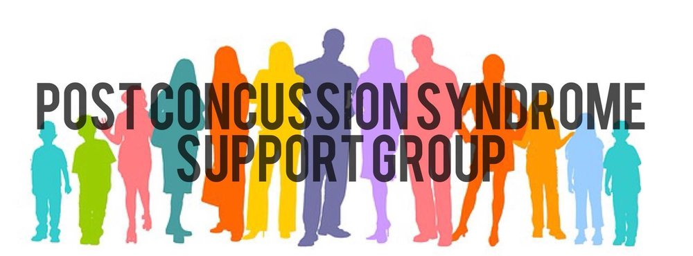Post Concussion Syndrome Support Group