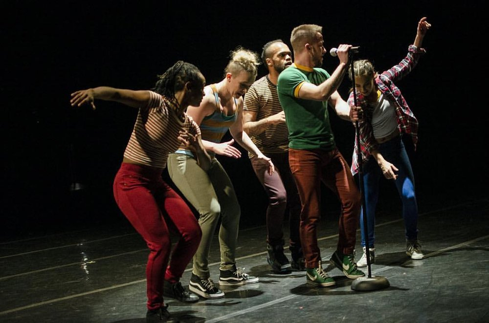 Chicago Dance Crash - AND NOW FOR THE DANCING PANTS!   Ourchestra   Ruth Page Center for the Arts  Steph Paul - Choreographer  2016