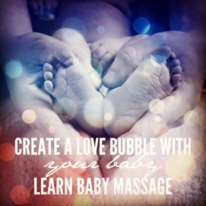 How to create a love bubble with your baby...   Read more...