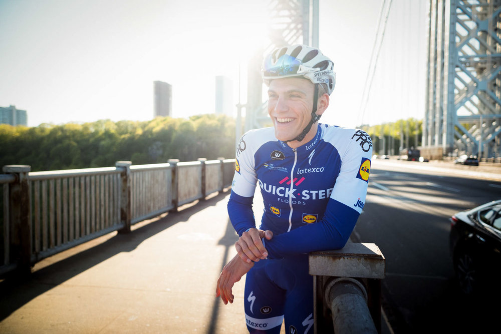 Marcel Kittel Professional cyclist shot for Specialized Bicycles
