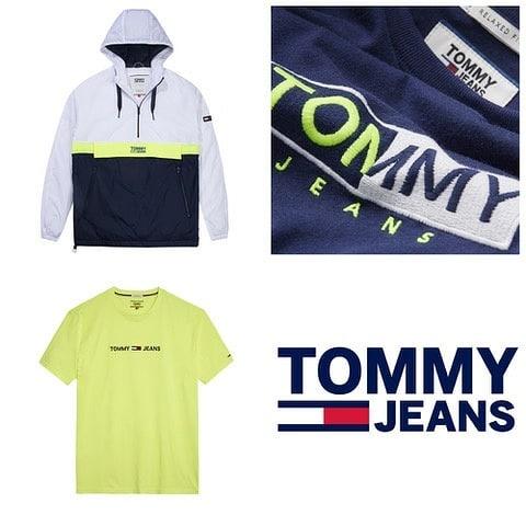 Collection Fluo de Tommy Jeans disponible dès maintenant à prix outlet dans notre Communitees concept store @outletaubonne . -- -- Tommy Hilfiger ⚪🔴 -- -- #Communitees #conceptstore #Tommyjeans #streetwear #style #trend #tommyhilfiger #fashion #picoftheday #geneve #lausanne