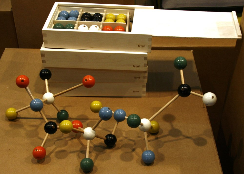 Molecular Building Set from Ferm Living.  Discontinued.